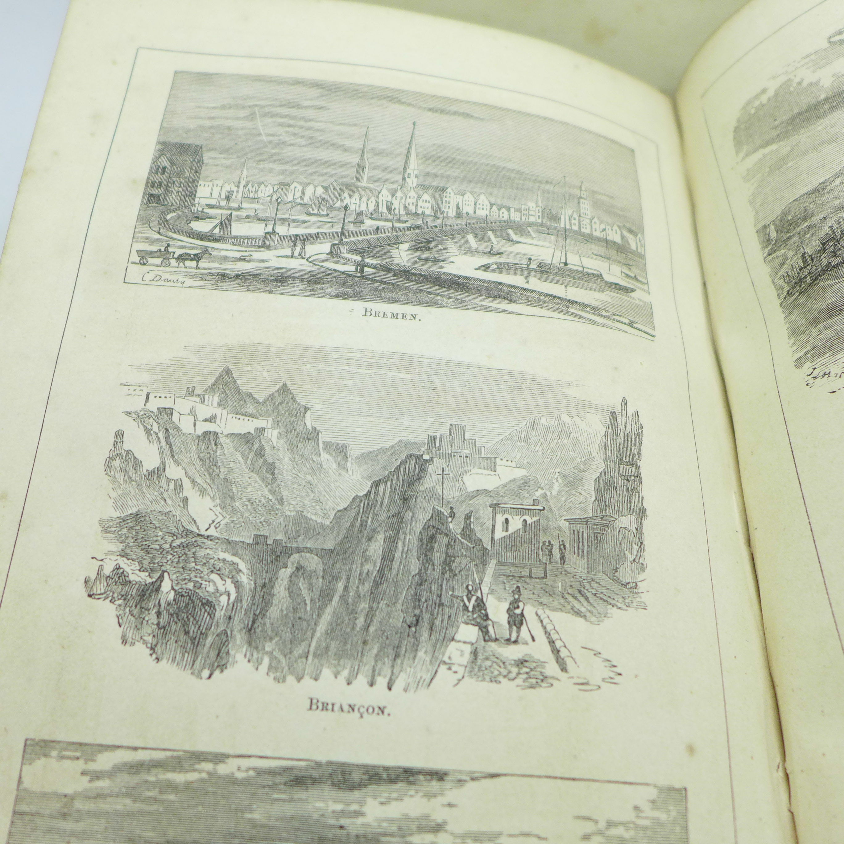 Two volumes, Beeton's Dictionary of Geography, printed by Savill, Edwards & Co., circa 1869, with - Image 3 of 8