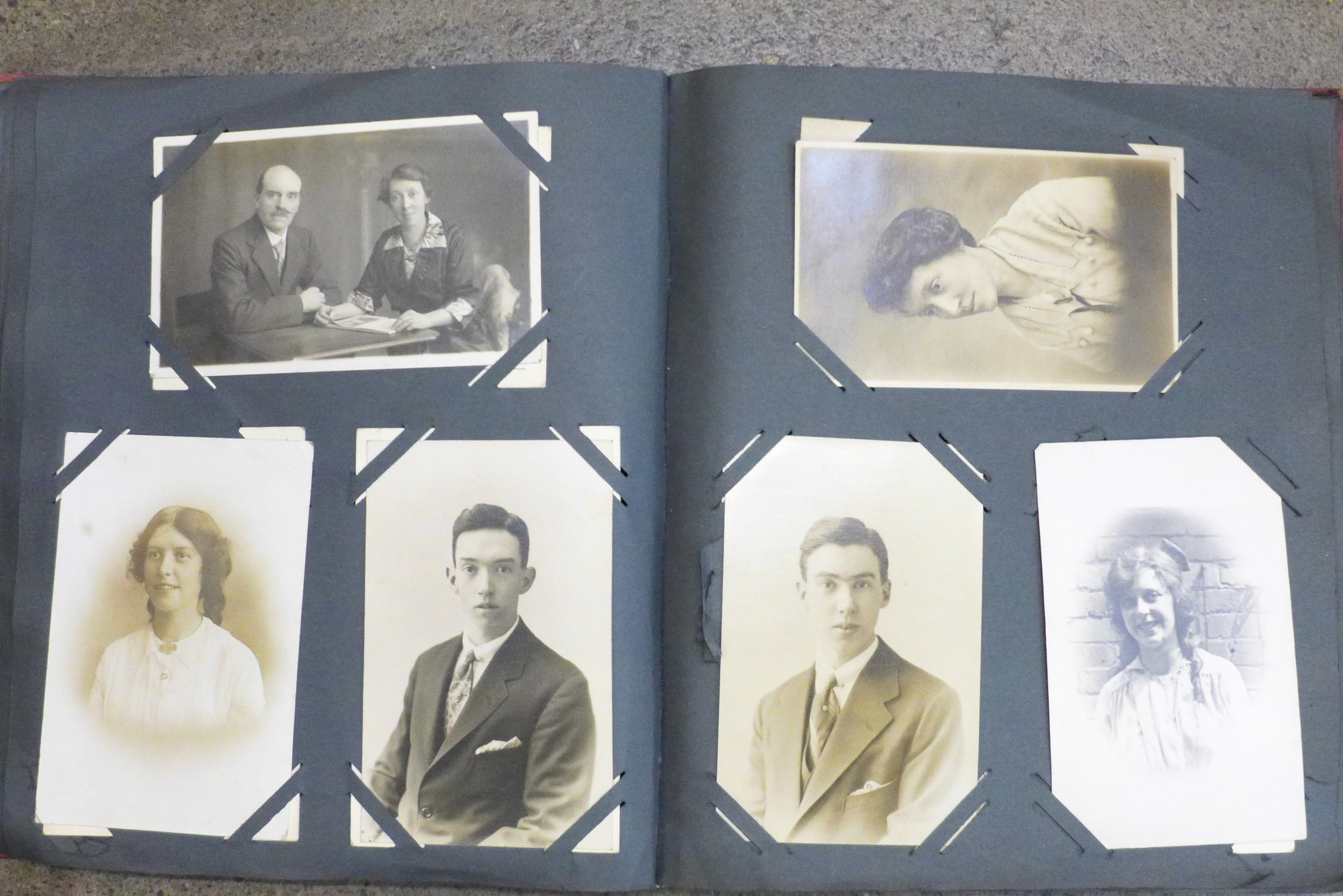 An album of 1920's postcards and postal history - Image 6 of 9