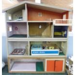 A Lundby doll's house