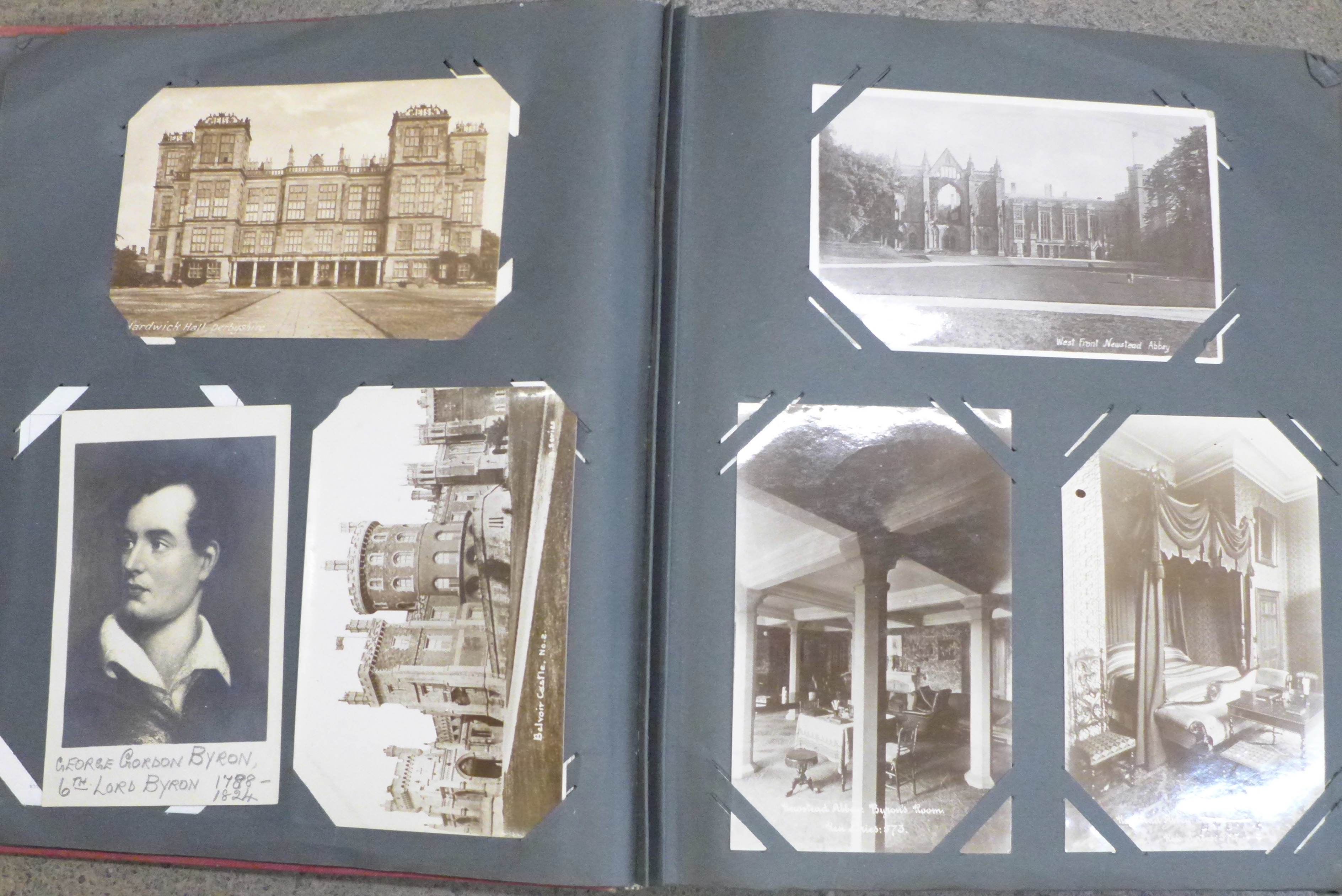 An album of 1920's postcards and postal history - Image 3 of 9