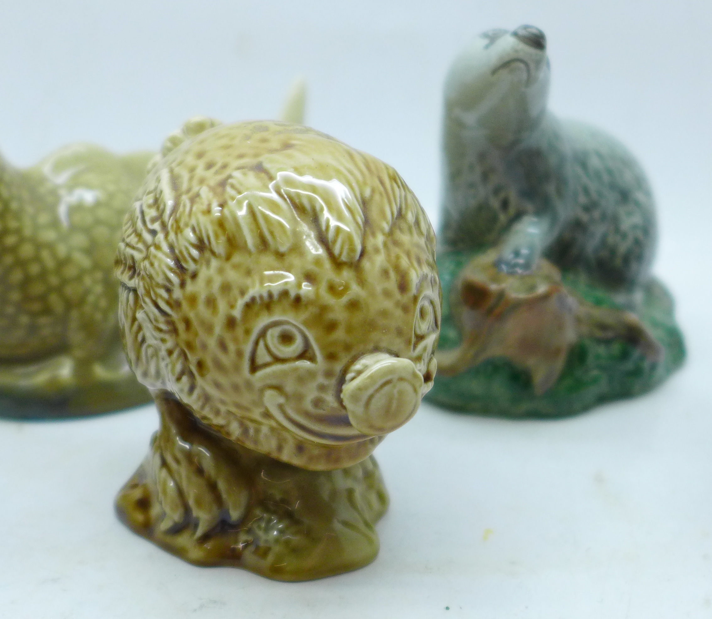 Seven Beswick whisky decanters - Image 3 of 7