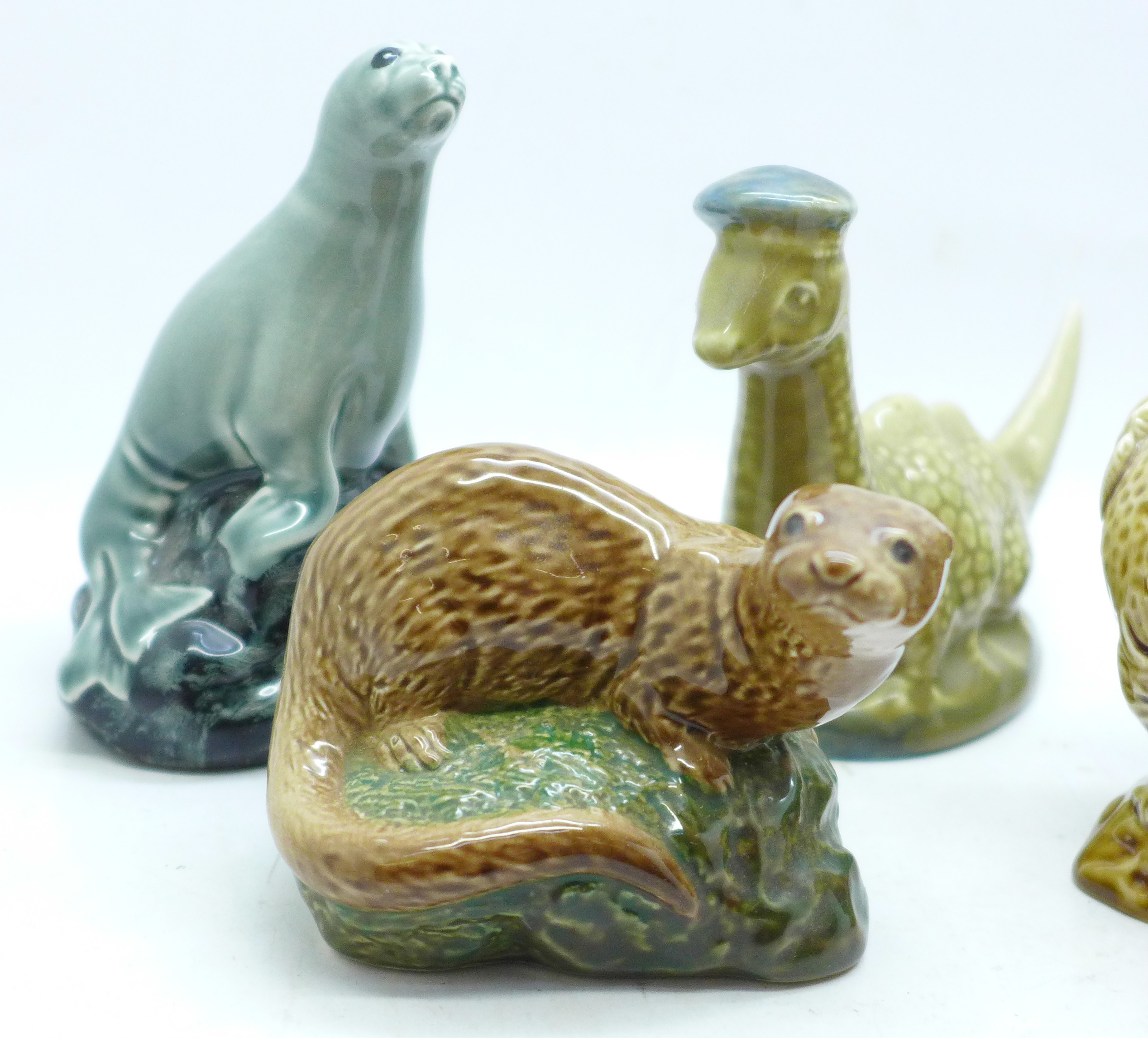 Seven Beswick whisky decanters - Image 2 of 7