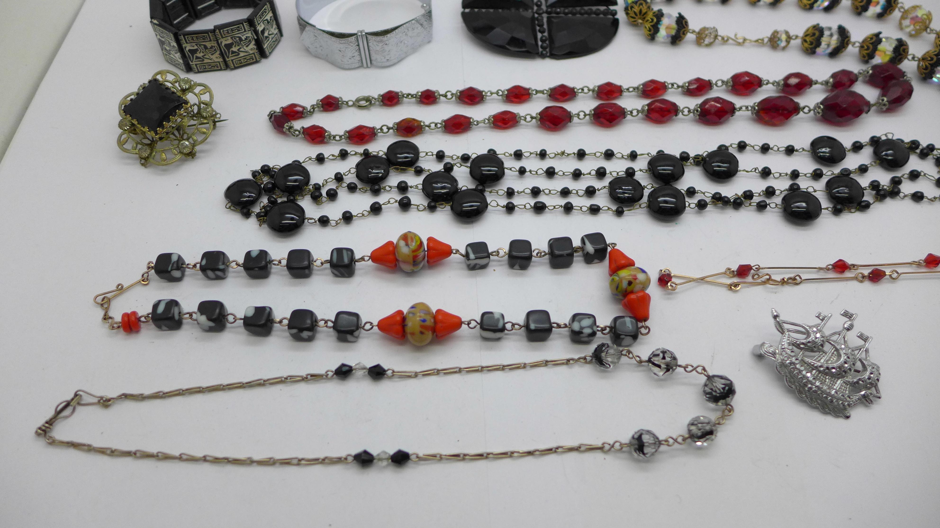 Costume jewellery - Image 3 of 4