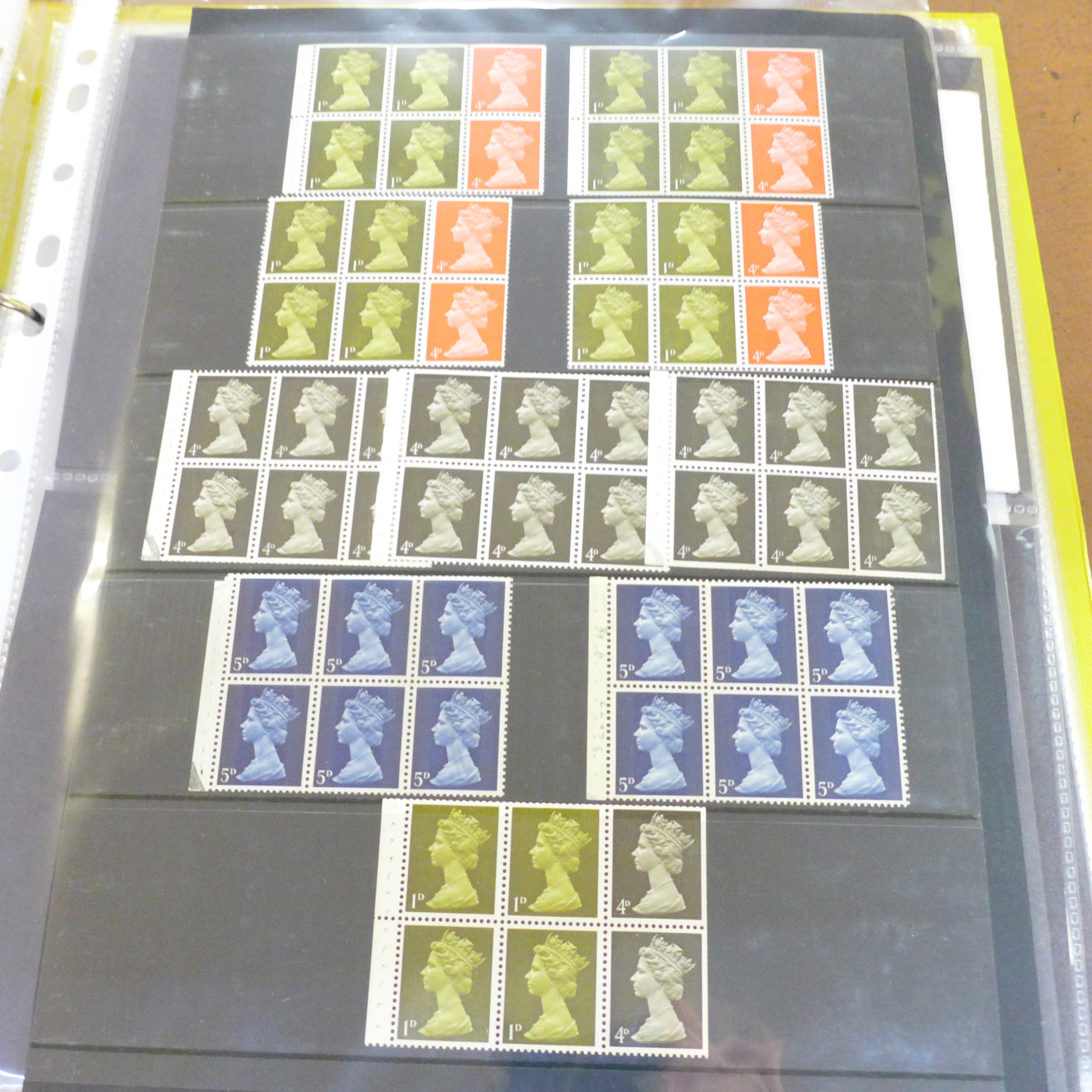 Great Britain booklets, booklet panes and booklet First Day covers - Face value exceeds £40 - Image 4 of 12