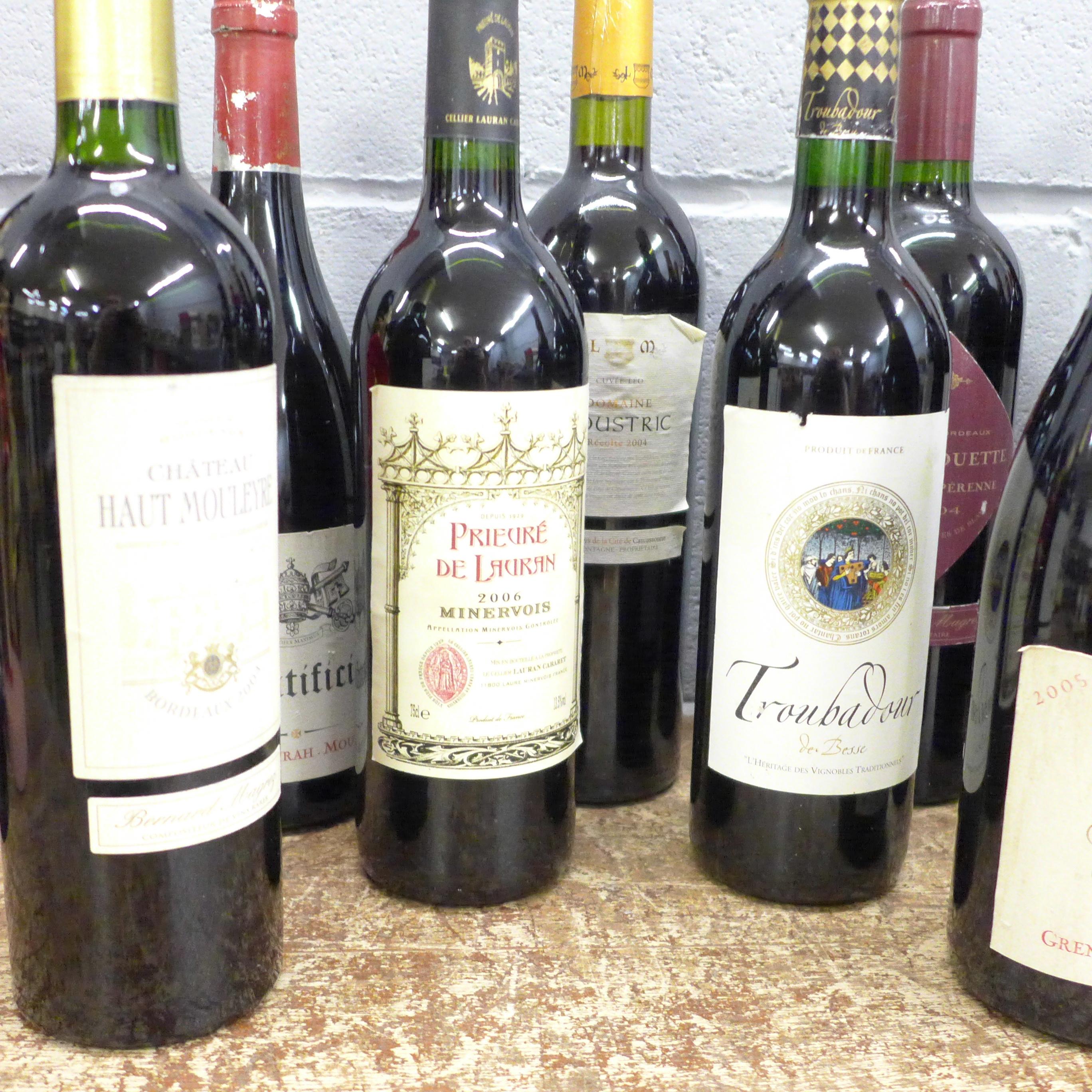 Twelve vintage French wines, 2004-2006 - Image 2 of 4