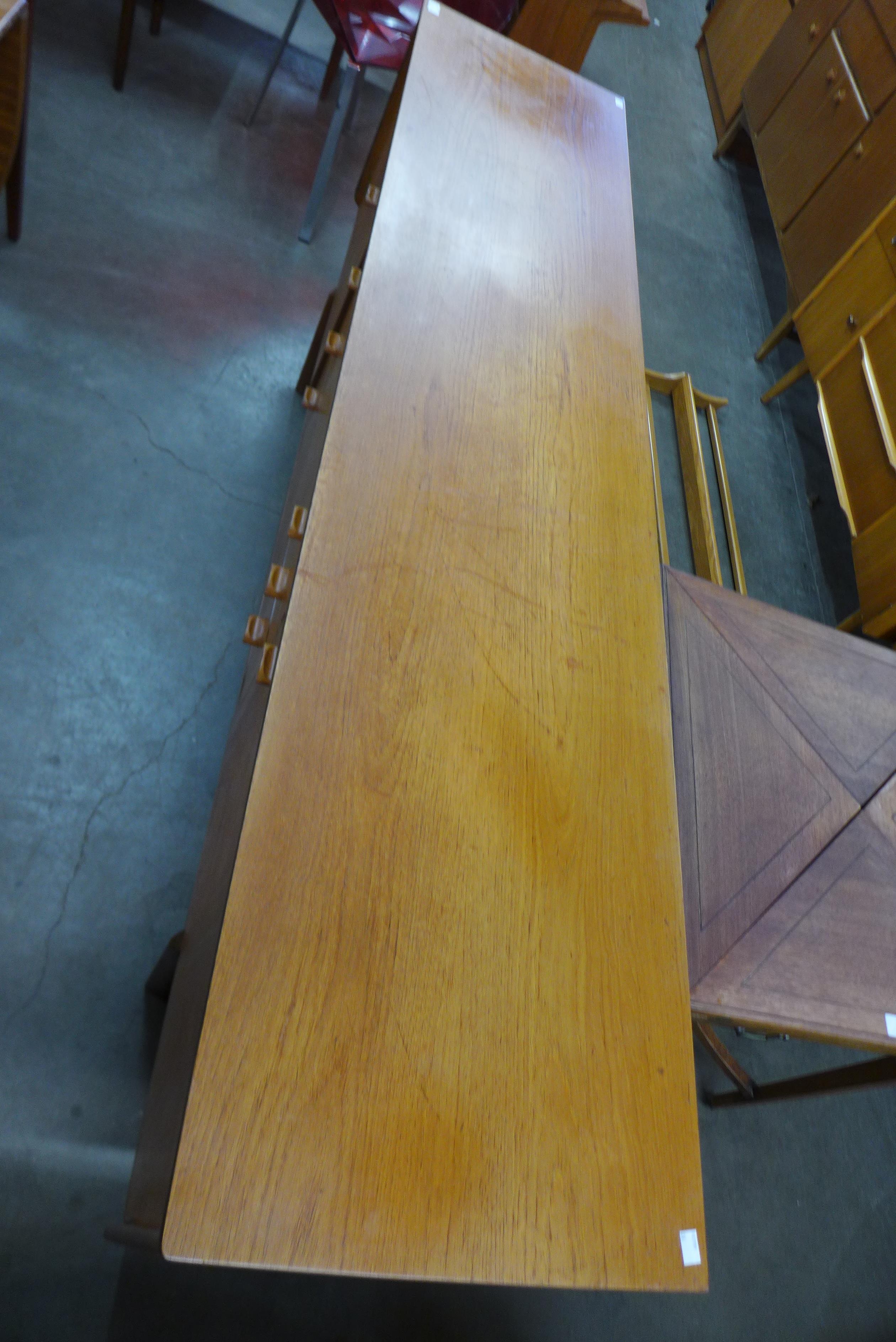 A teak sideboard - Image 2 of 2