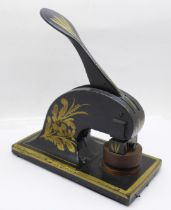 A desk stamp, Olympic Tyre & Rubber Co. Limited