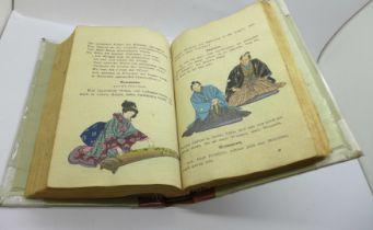 Japanische Dramen: Terakoya und Asago, (German) Translated by Karl Florenz, with illustrations by T.