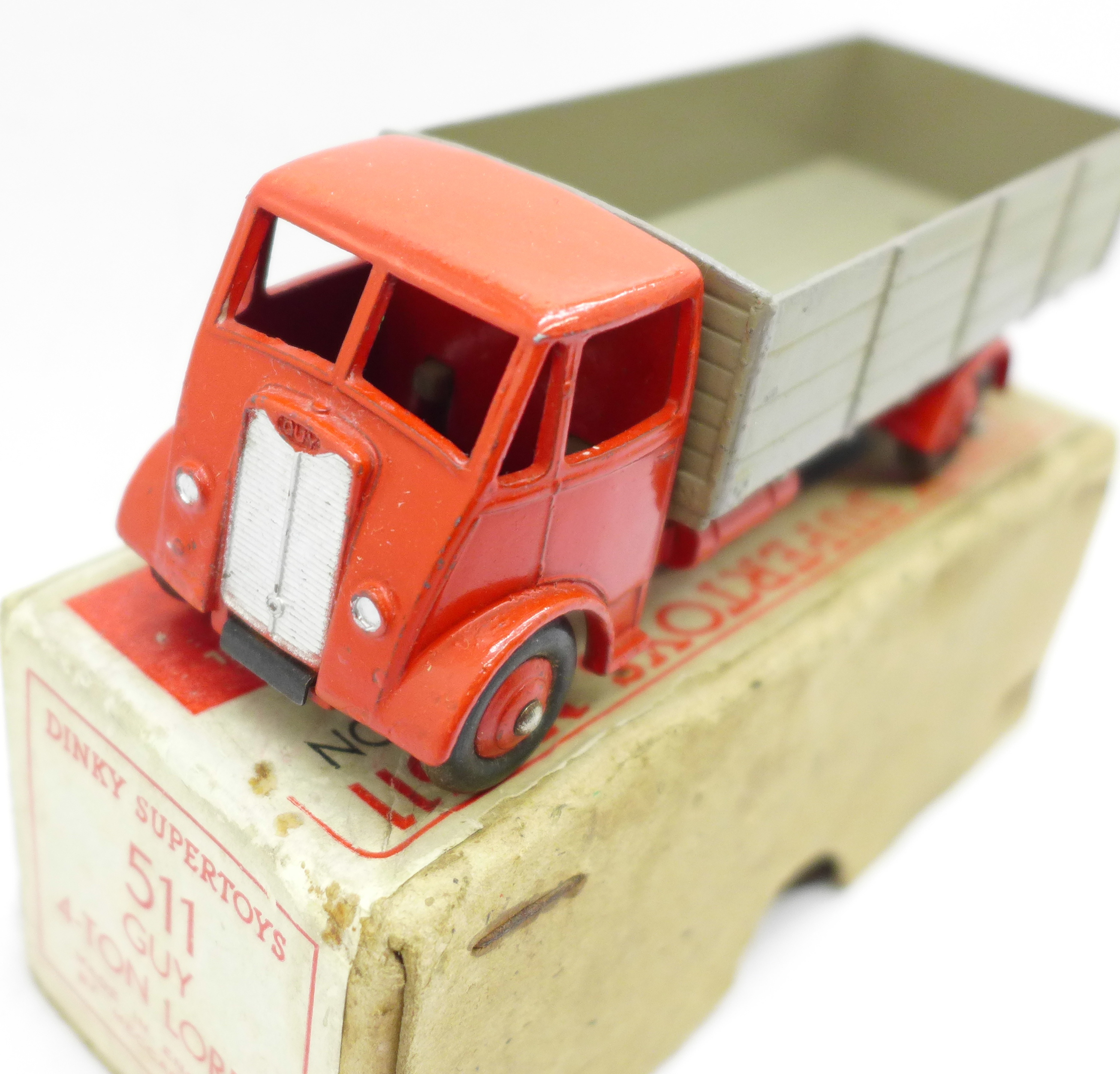 A Dinky Supertoys No. 511 Guy 4-Ton Lorry, boxed - Image 2 of 4
