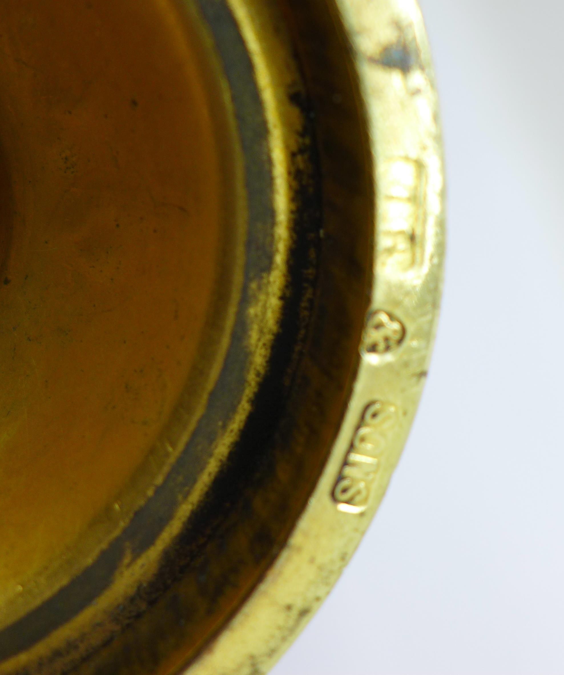 A bronze urn, Festival of Bacchus, 20cm - Image 6 of 6