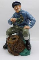 A Royal Doulton figure, The Lobster Man
