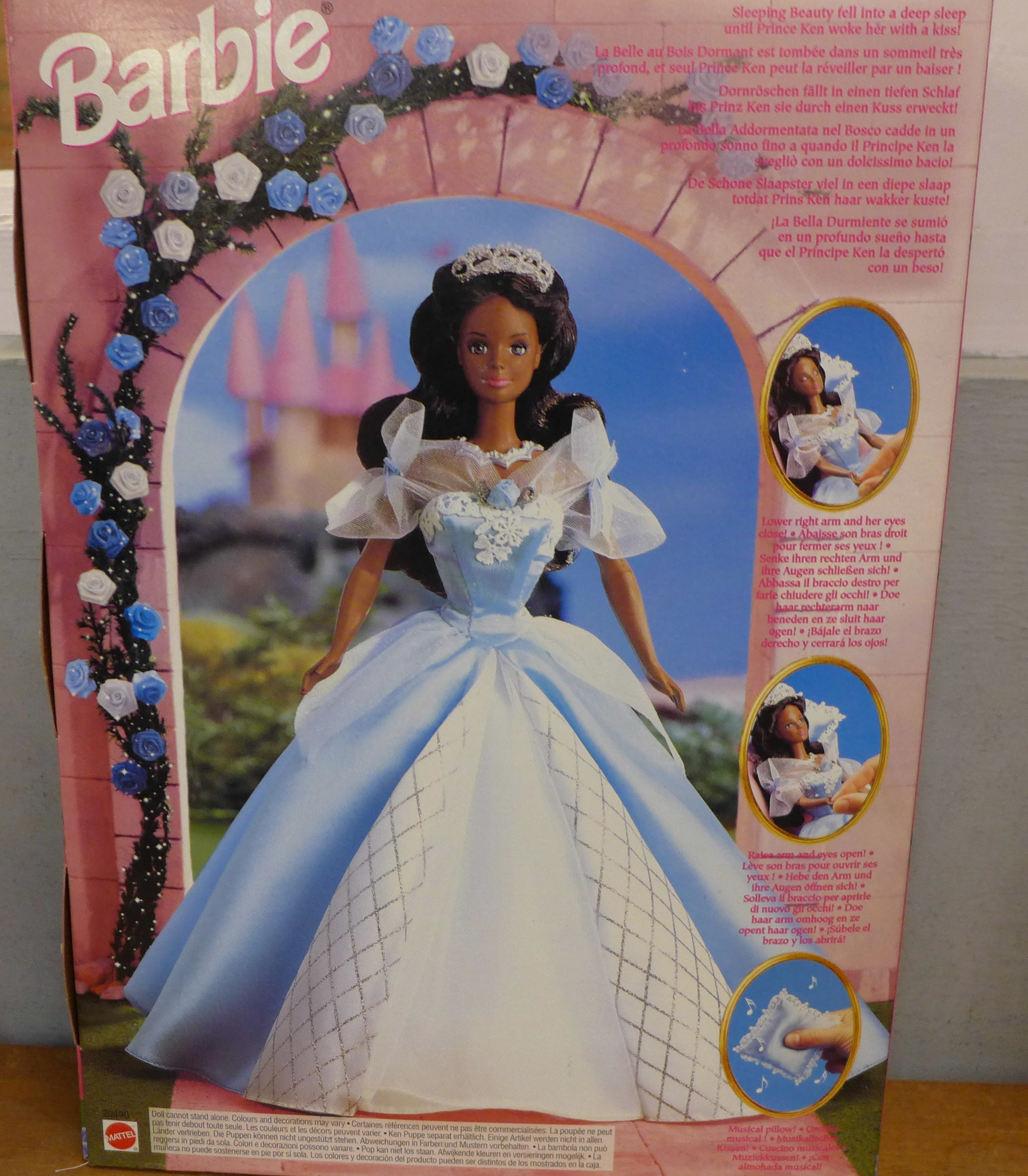 A Barbie doll, Black Sleeping Beauty, complete with box, 1998 - Image 3 of 3