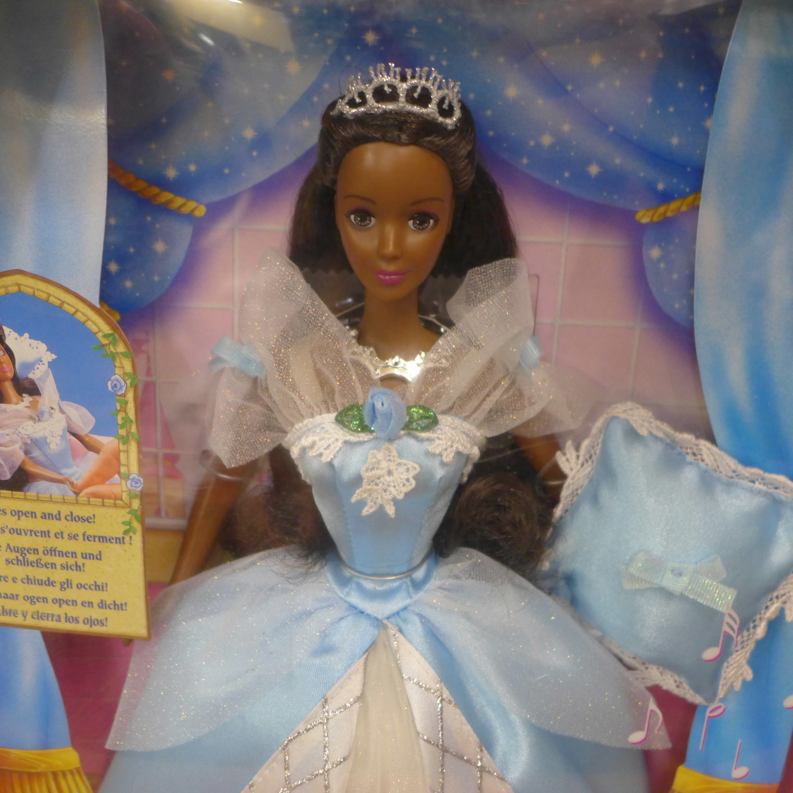 A Barbie doll, Black Sleeping Beauty, complete with box, 1998 - Image 2 of 3
