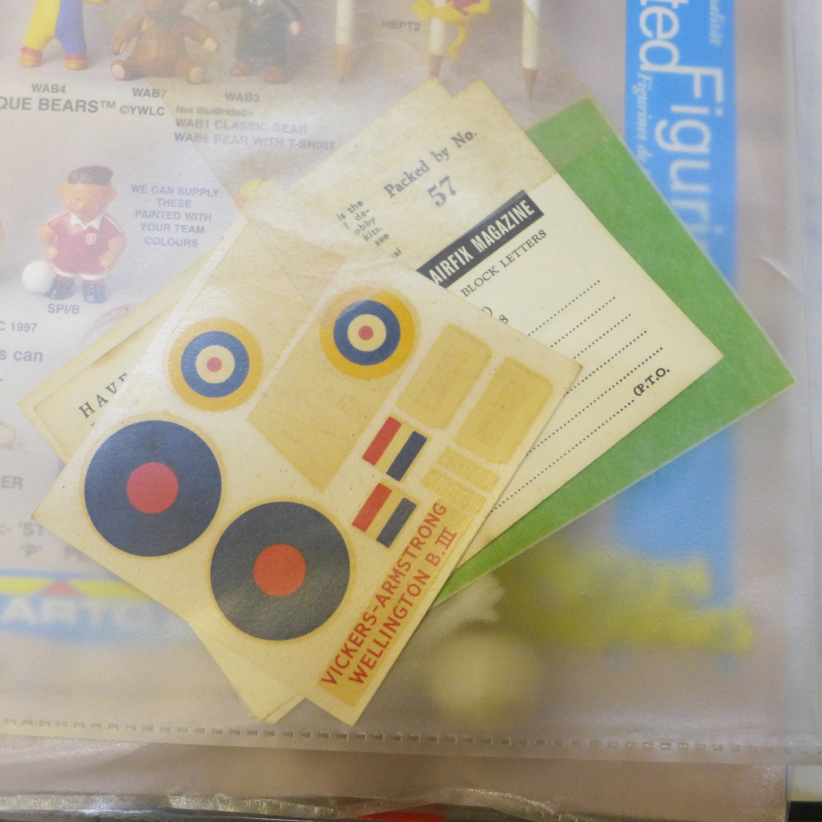Two folders of toy catalogues, including an Israeli Toys catalogue (unpublished text) - Image 5 of 8