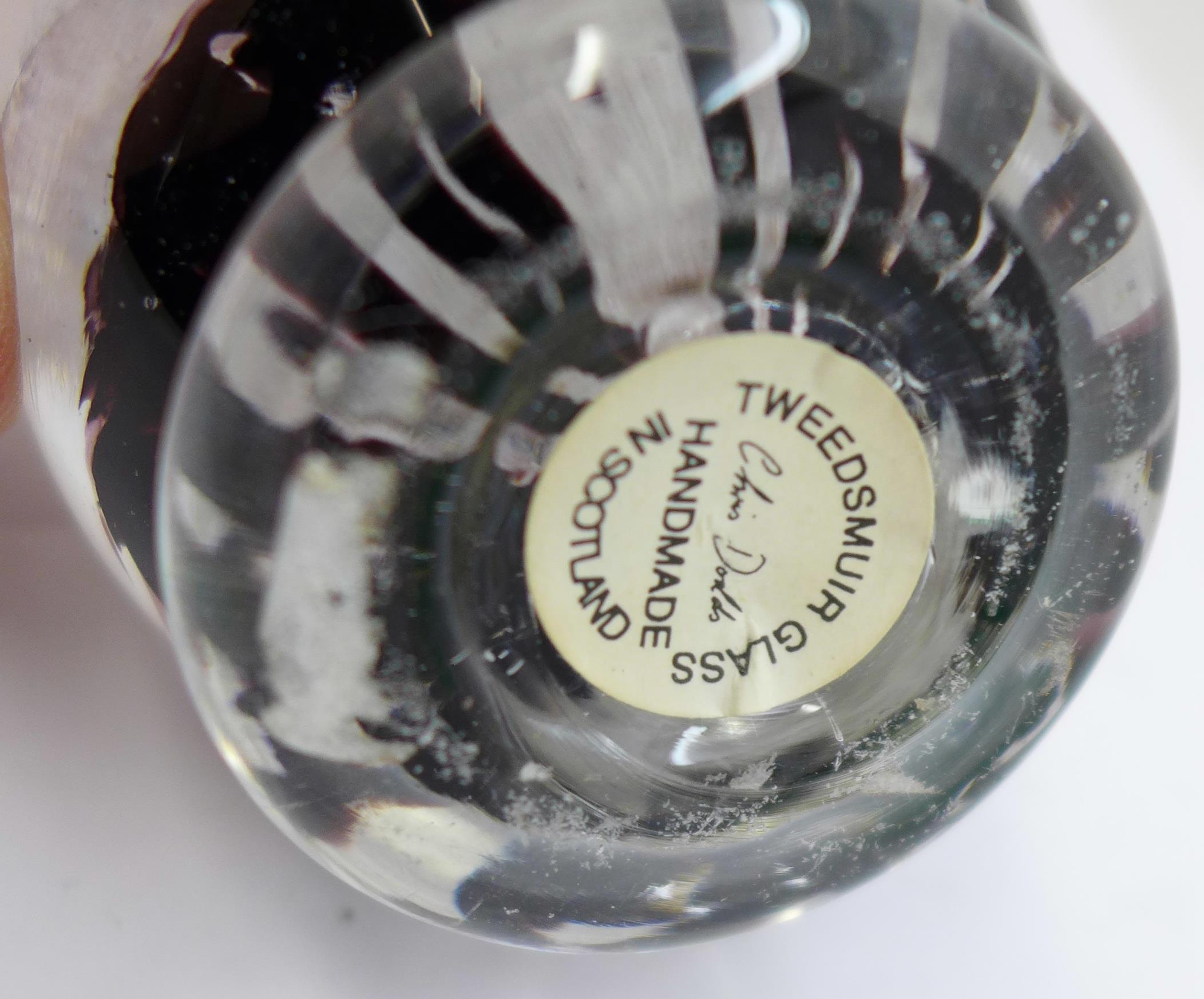 Ten glass paperweights including Tweedsmuir glass - Image 4 of 4