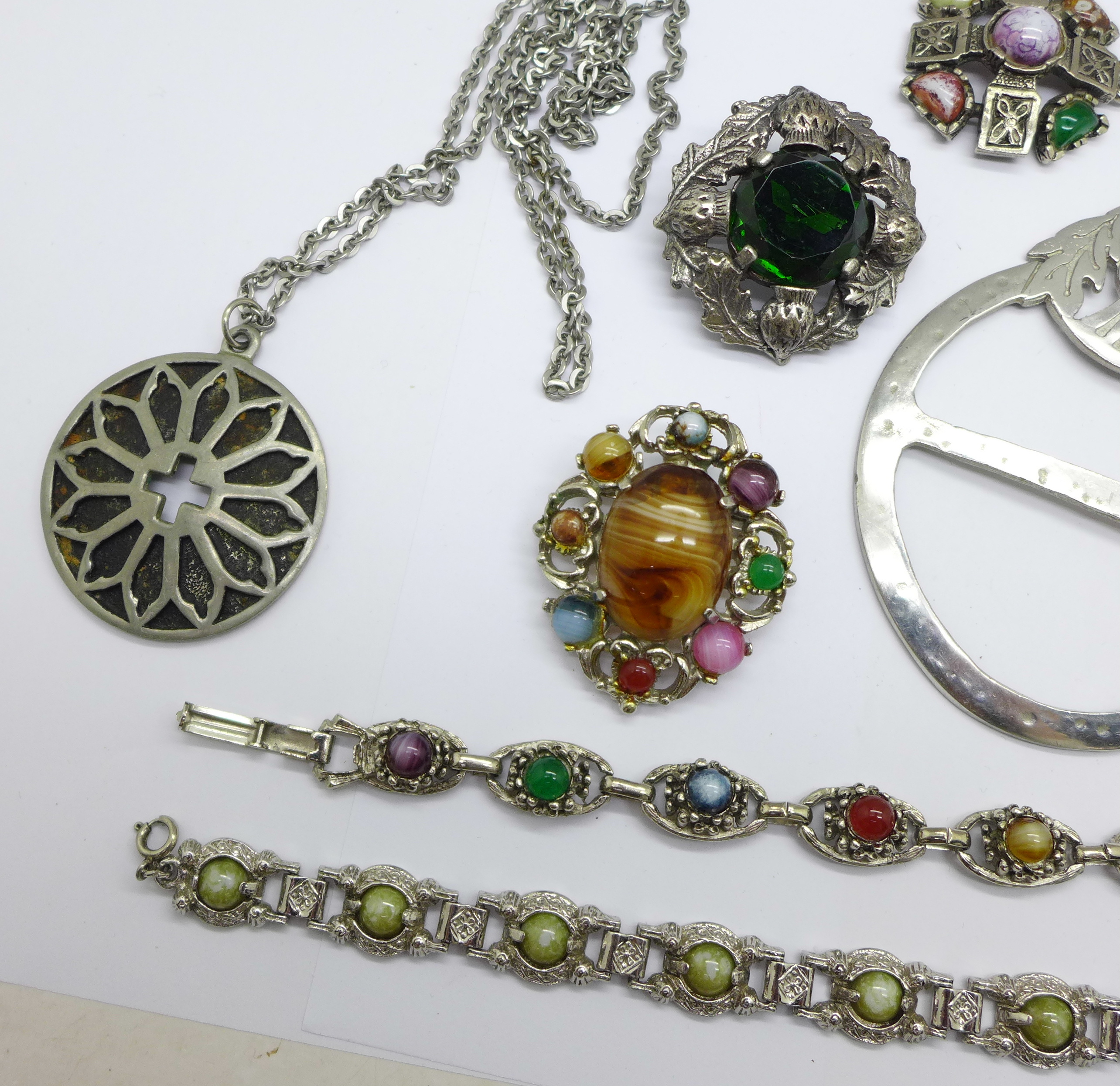 Celtic jewellery including Miracle and Justin pewter - Image 2 of 3