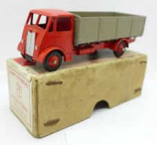 A Dinky Supertoys No. 511 Guy 4-Ton Lorry, boxed