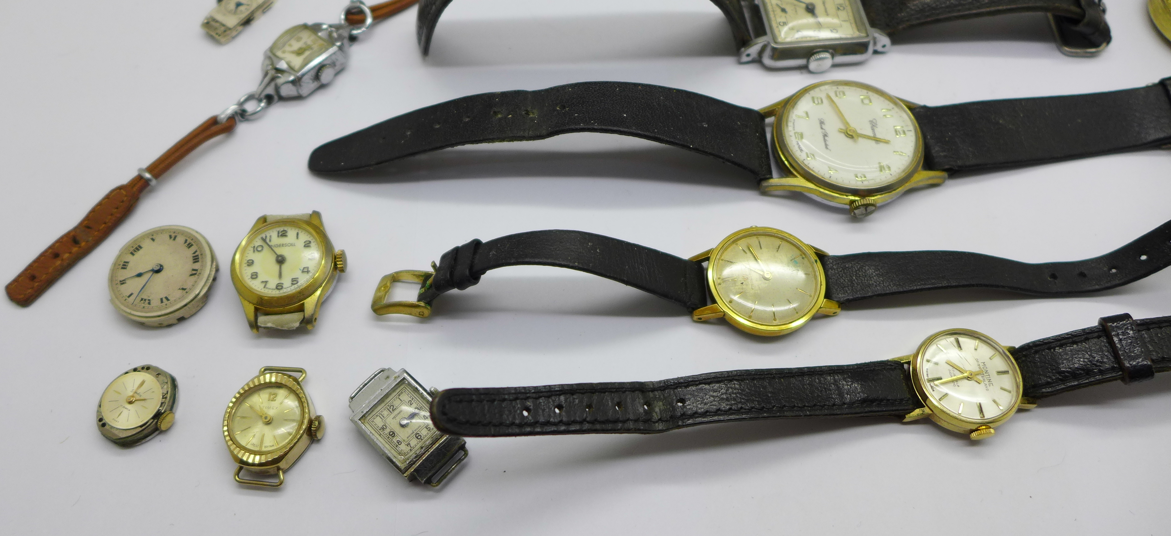 Mechanical wristwatches, a/f - Image 2 of 6