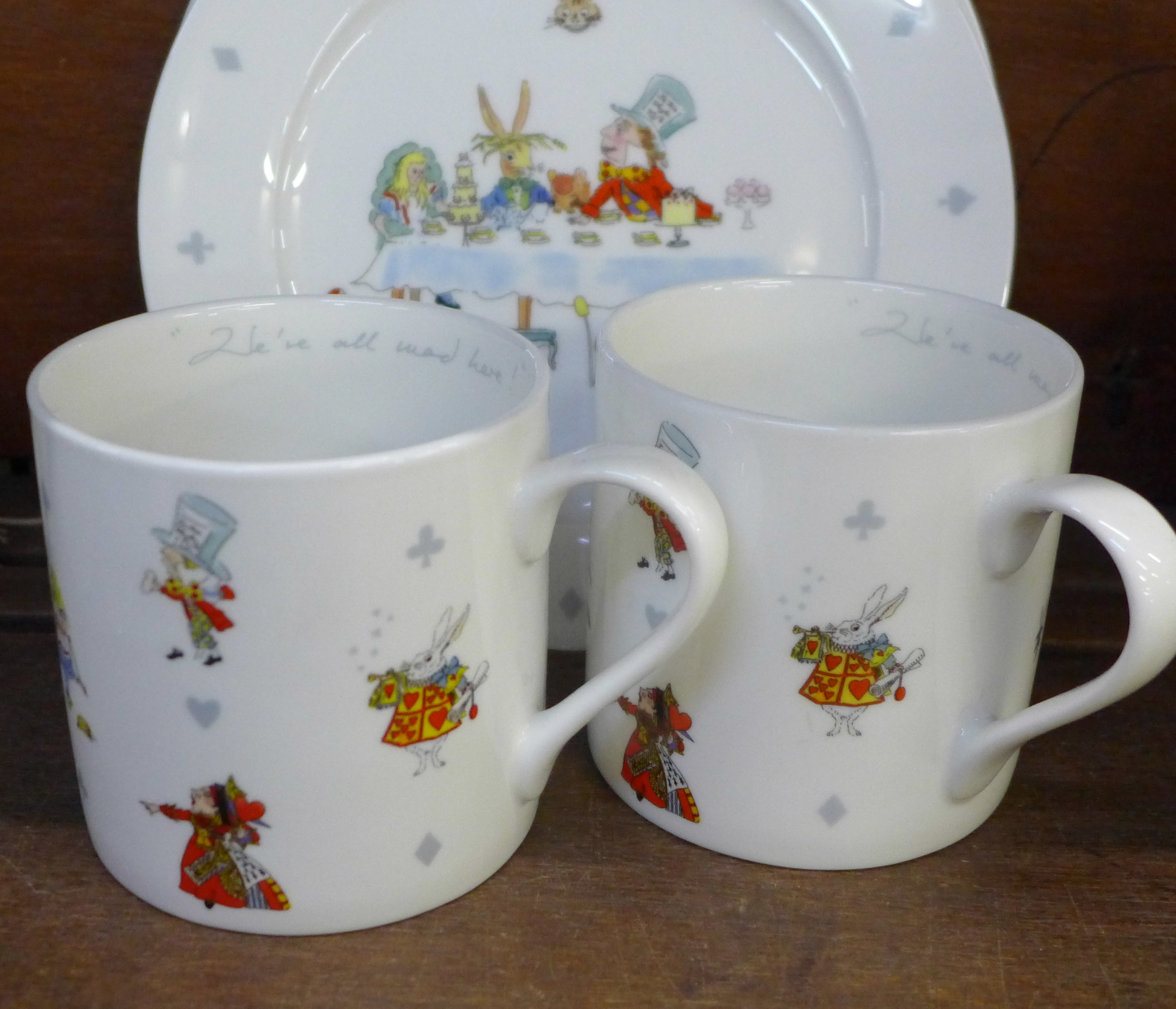 A Royal Worcester figure, Noddy, a Royal Doulton Winnie the Pooh figure, a Beswick Beatrix Potter - Image 2 of 4