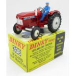 A Dinky Toys No. 308 Leyland Tractor, boxed