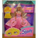 A Sindy doll, Magic Eyes, complete with box, 1995