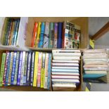 A collection of Guinness Book of Records books (54) including vintage first editions (5 boxes) **