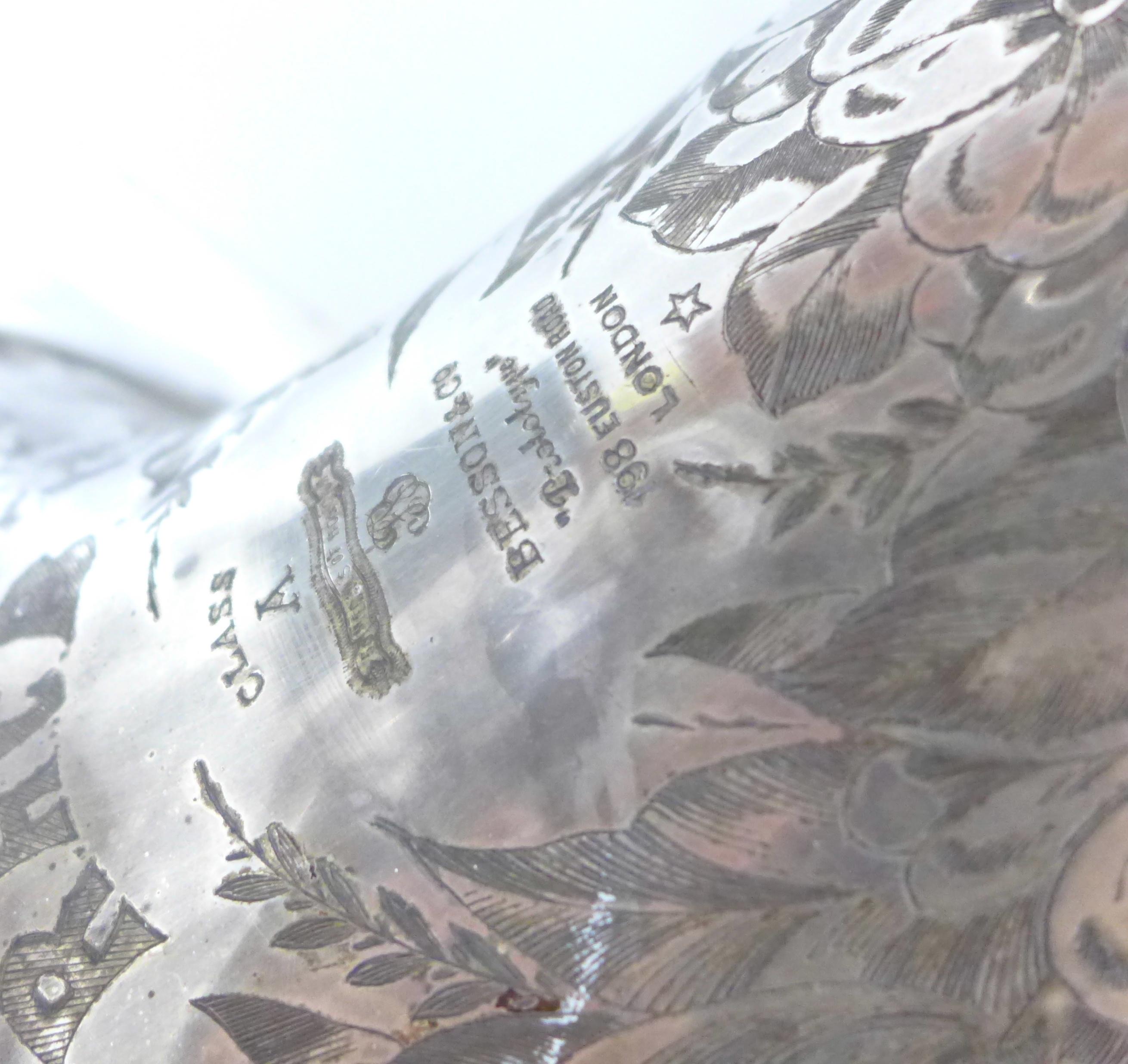 A Besson b-flat tuba - Image 4 of 7