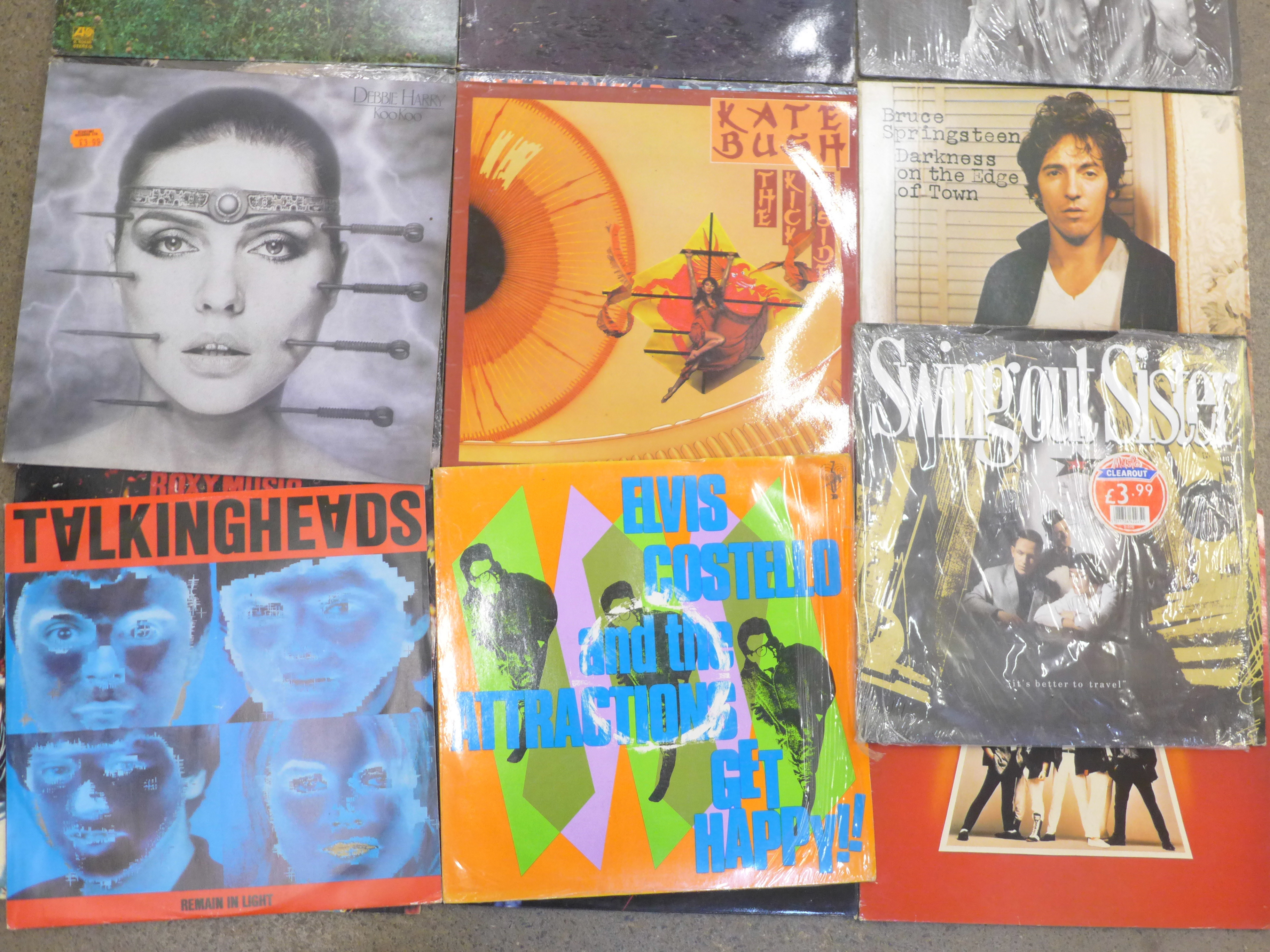 Fourteen 1980's LP records - Image 2 of 2