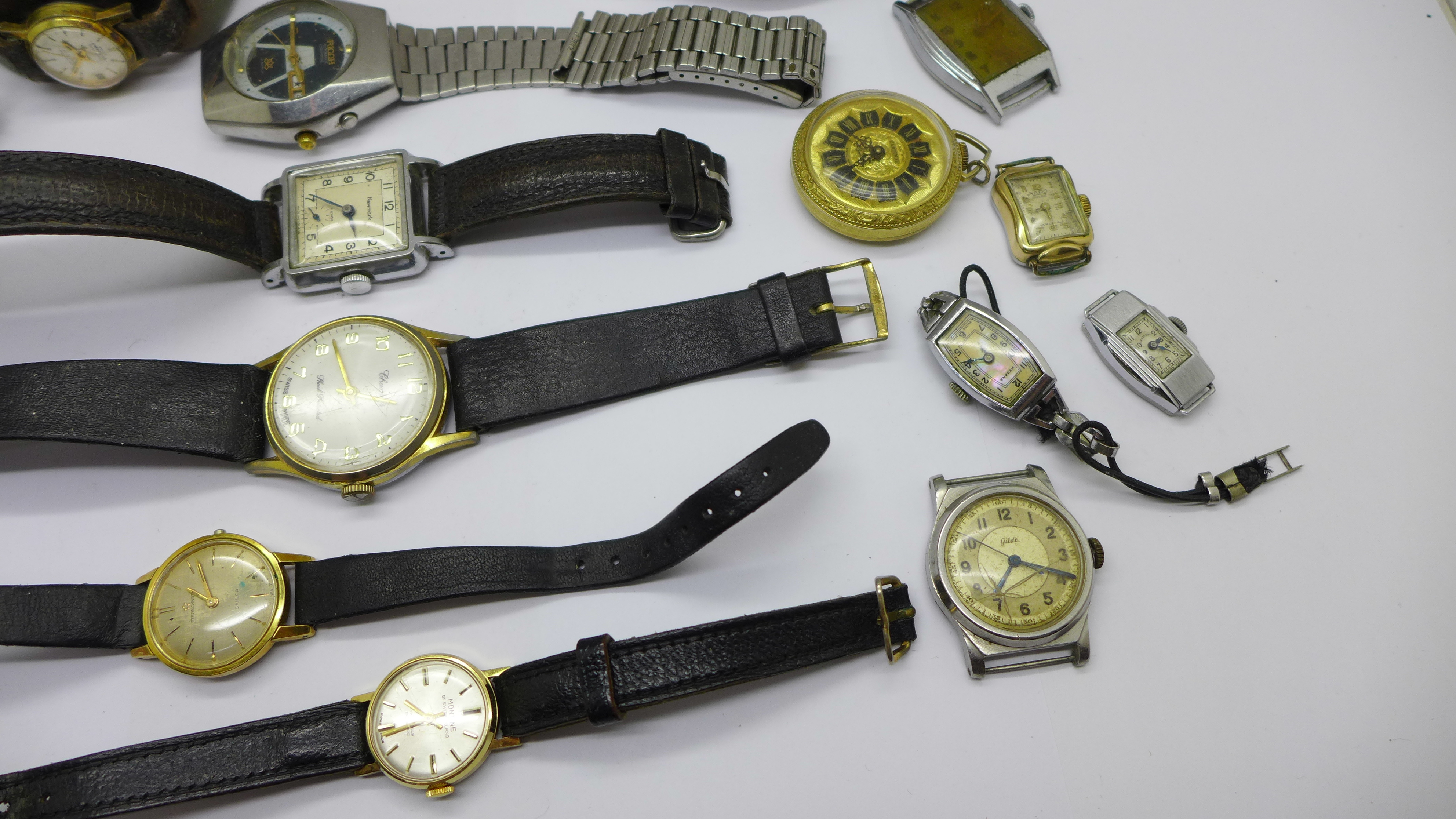 Mechanical wristwatches, a/f - Image 3 of 6