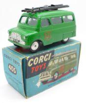 A Corgi Toys No. 405 Bedford Utilecon, boxed