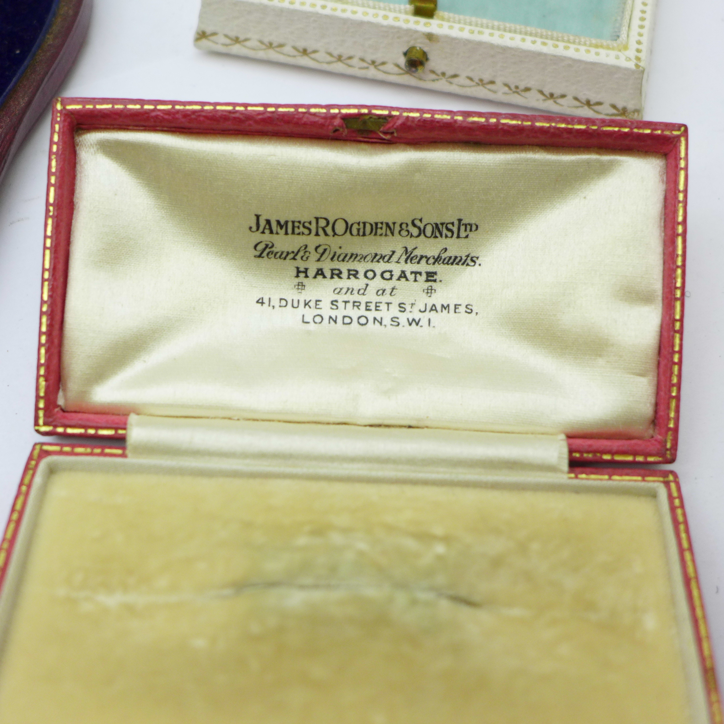 Jewellery boxes - Image 4 of 7