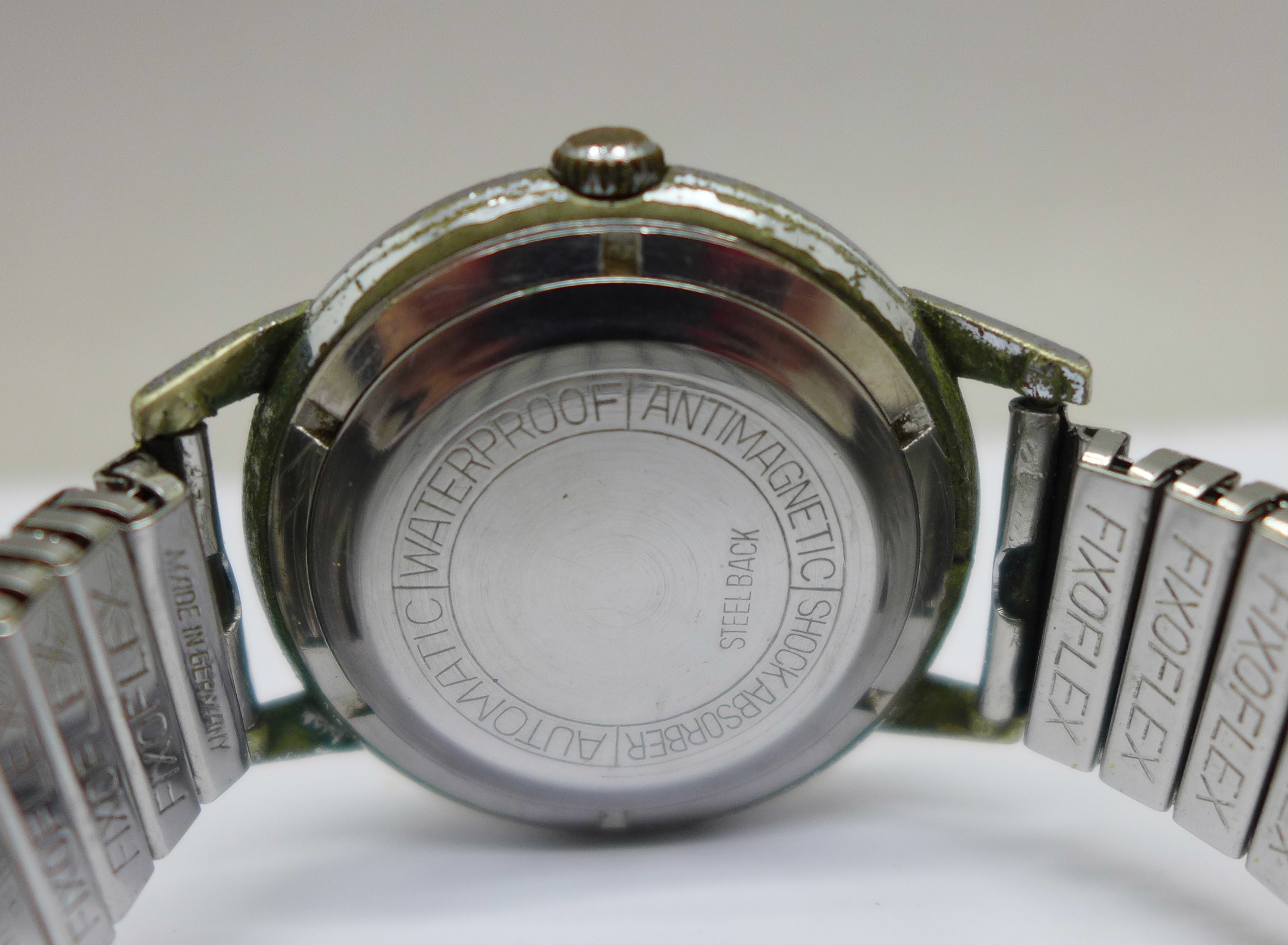 A lady's Tissot Seastar wristwatch and a Tosca 30 jewel wristwatch - Image 6 of 8