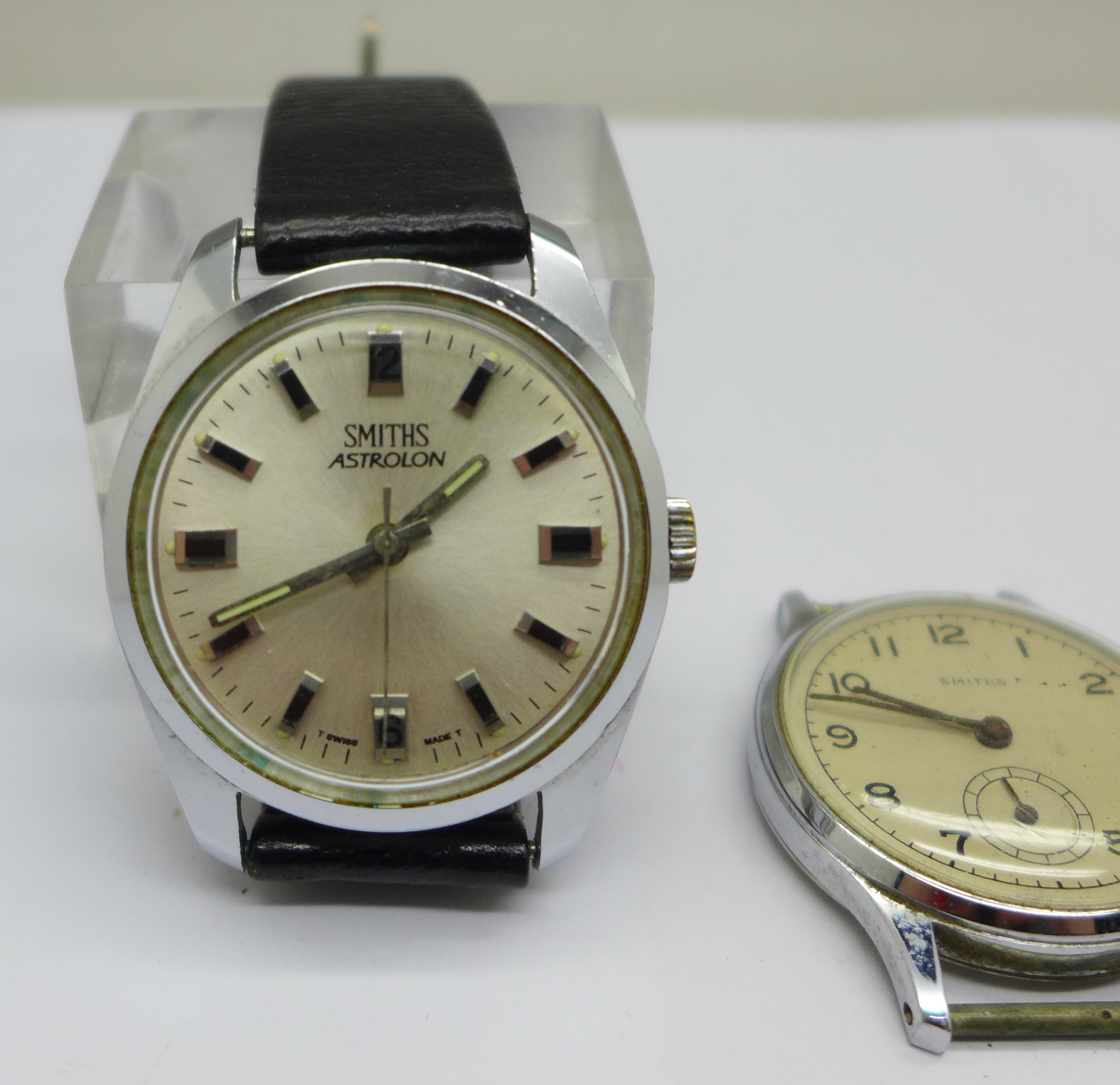 A Smiths Astral, Smiths Astrolon and one other Smiths wristwatch with De Luxe movement - Image 3 of 5
