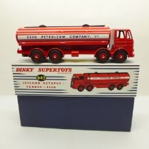 A Dinky Supertoys 943 Leyland Octopus, boxed, made in China