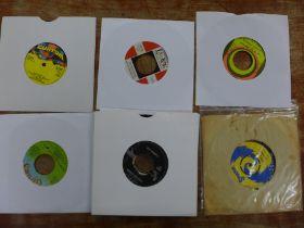 "Ten 7"" singles, Northern Soul"