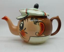 A Wade 'Andy Capp' teapot