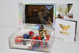 One boxed as new Revlon X WW84 Wonder Women collection to include one Revlon Limited Edition WW84