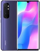 A boxed as new Xiaomi Mi Note 10 Lite Android Mobile Phone 6GB RAM 64GB Storage in Nebula Purple.