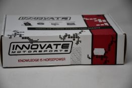 A boxed as new Innovate Motorsports 3918 MTX-L Plus Digital Air/Fuel Ratio 02 Gauge Kit, 8ft.