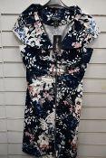 An as new Frank Lyman 201363 dress (UK 12 - RRP £112).
