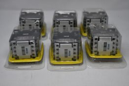 A quantity of boxed as new MCG Industrial DL9-30-10 240VBP contactors (4KW 3 pole contactor with