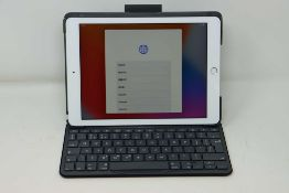 "SOLD FOR PARTS ONLY: A pre-owned Apple iPad 9.7"" 6th Gen (Wi-Fi/Cellular) A1954 32GB in Silver ("