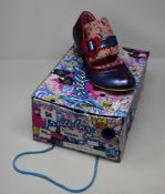 A pair of Irregular Choice Little Gem shoes (EU 39).