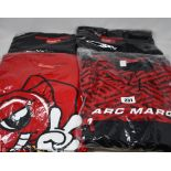Fifteen assorted Marc Marques tops (Four designs, assorted sizes).