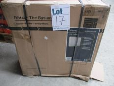 One boxed as new Rittal GRP enclosures (NLGRP606020R).