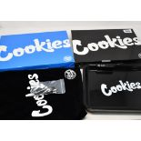Twenty boxed as new Cookies Glow Tray - light up cigarette rolling tray.