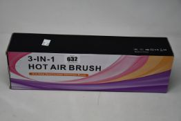 Twelve boxed as new 3-In-1 Hot Air Brushes (Model No: 5230).