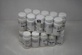 Twenty ReGen Healthcare Aloe Vera 6000mg food supplements (30 capsules each, Exp: 01/2023).