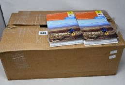 A large quantity of as new Ordnance Survey Maps OL27 North York Moors (Approximately 75).