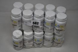 Twenty ReGen Healthcare Acai Berry 2400mg food supplements (30 capsules each, Exp: 03/2023).